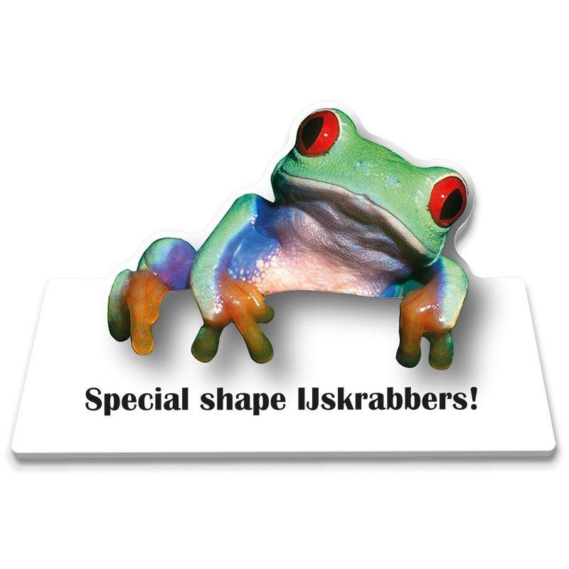 Custom made ijskrabbers