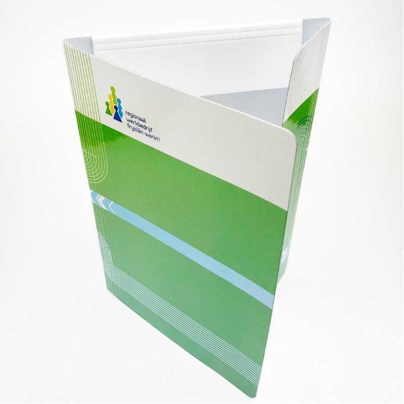 Kartonnen Elastomap A4-formaat