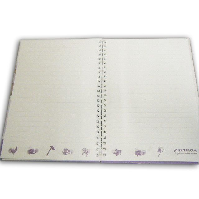 A5 o-wire notepad