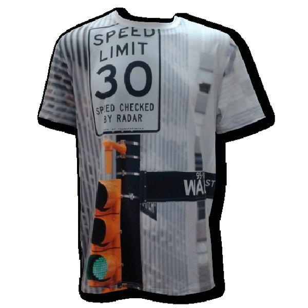 Custom made t-shirt
