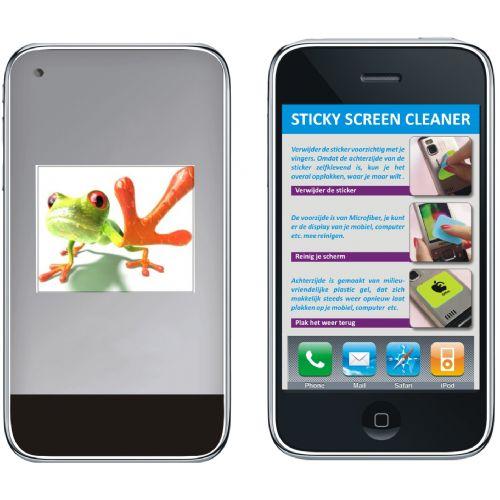GSM scherm reiniger