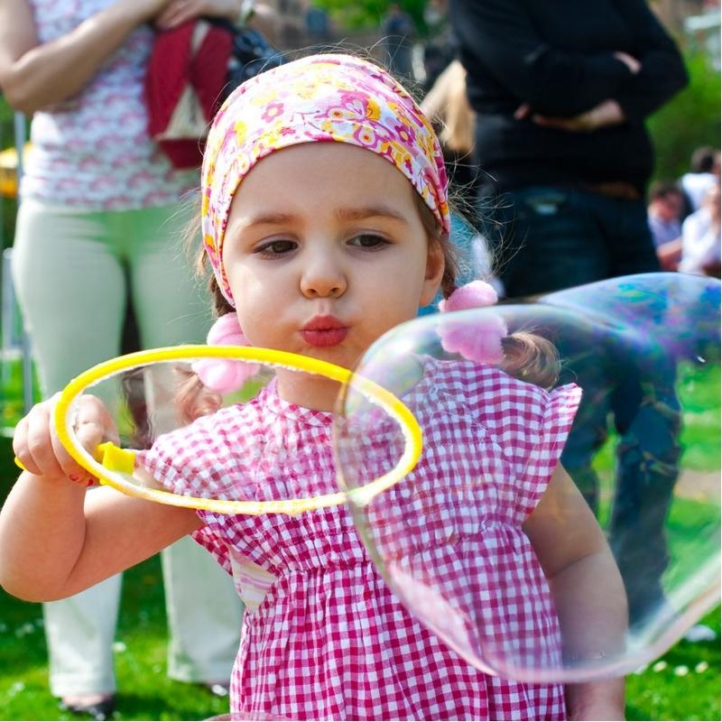 Jumbo zeepbellenblazer