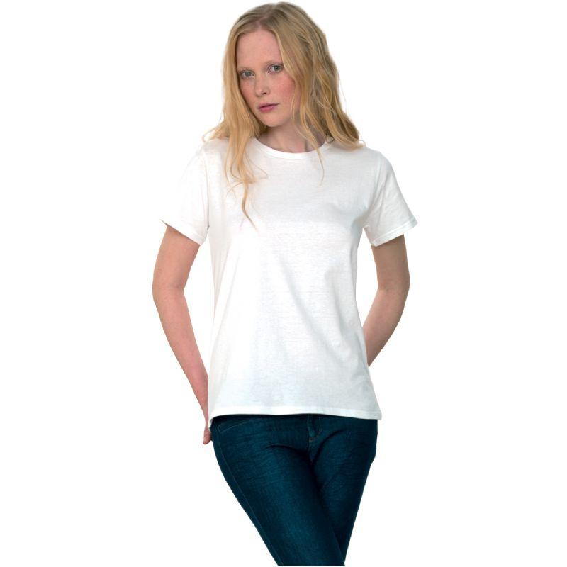 Organisch katoenen T-shirt dames