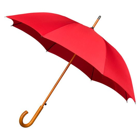 Automatische 'windproof' paraplu