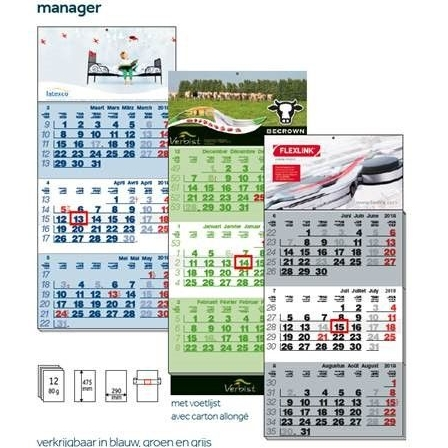 3-maands kalender