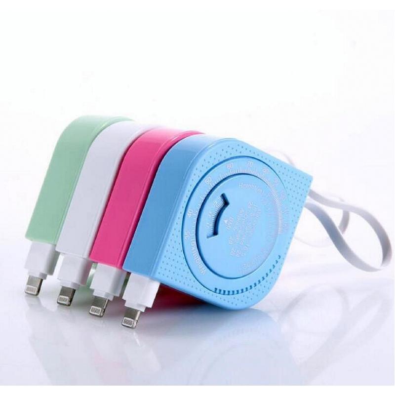 BMI rolmeter met USB-aansluiting