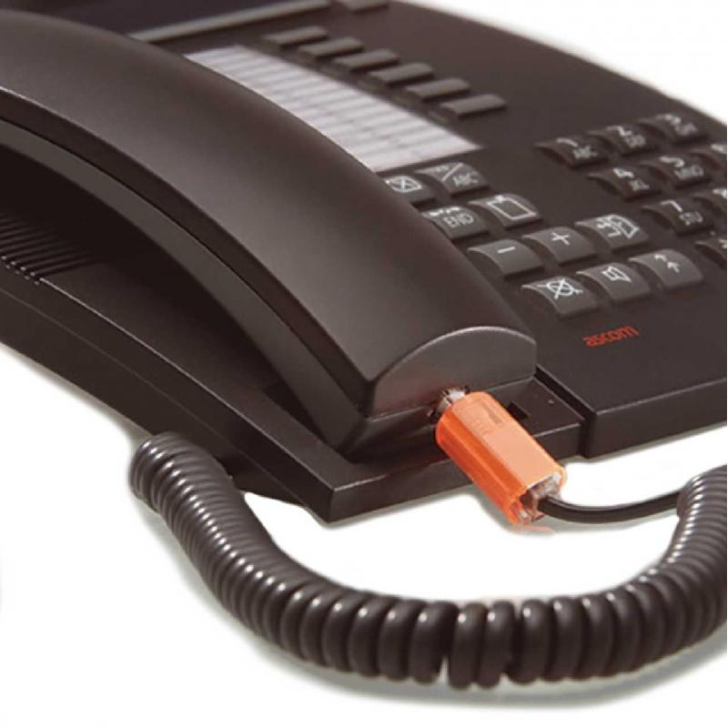 Untangler voor telefoonsnoeren