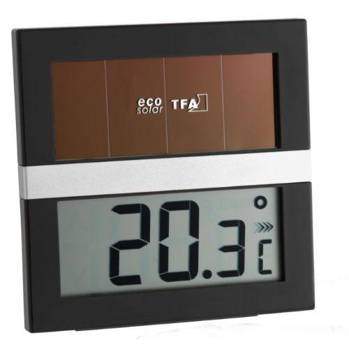 Eco Solar Thermometer