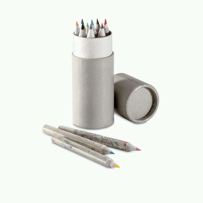 Eco-friendly colortube