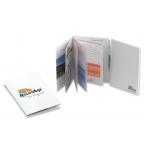 Promotionele pen met logo - blok_met_zelfklevende_memoblaadjes