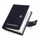 Promotionele pen met logo - ecologisch_notitieboekje