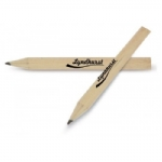 Promotionele pen met logo - mini_potlood_(ikea_maat)(1)