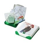 Promotionele pen met logo - reisbox_kinderen
