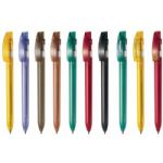 Promotionele pen met logo - balpen_beschikbaar_in_7_heerlijke_geuren