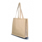 Promotionele pen met logo - promotionele_jute_tas_model_basic