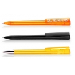Promotionele pen met logo - burger_swiss_balpen_elan_brilliant