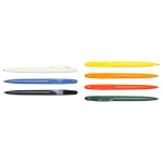 Promotionele pen met logo - balpen_met_een_kleurig_accent