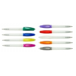 Promotionele pen met logo - fleurige_ecologische_balpen