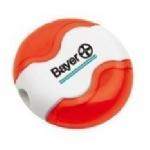 Promotionele pen met logo - potloodslijper_met_gom