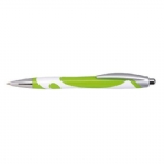 Promotionele pen met logo - zwartschrijvende_balpen