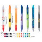 Promotionele pen met logo - wide_body_bic_relatiegeschenk