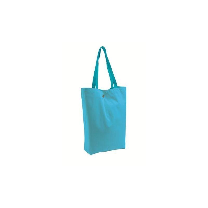 Shopping bag met opdruk logo