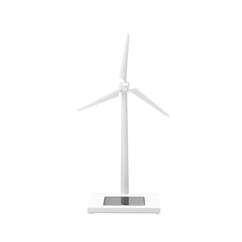 Ventilator bedrukt met uw logo als relatiegeschenk. Laat de zomer maar komen.