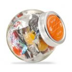 111993734632 - Klein glazen potje 0,4 Liter