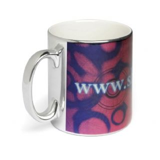 111987255285 - Metallic Lustre Mug