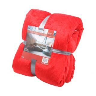 111983288769 - Deluxe Blanket rood